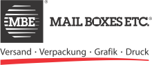 Logo Mail Boxes Etc. (MBE)